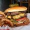 Rare Hamburger