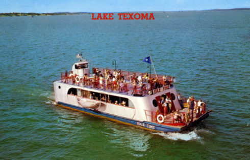 Idle Time on Lake Texoma