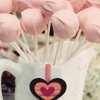 Sweet Treats Pink Cakepops