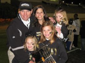 Coach Cody White