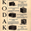 "Erwin E. Smith used a ""cartridge"" style Kodak that required loading a sheet of unexposed film into the back of the camera, and then processing the nitrate based film to create a negative that could then be printed."