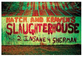Hatch and Kravens is one of the state's top horror houses.