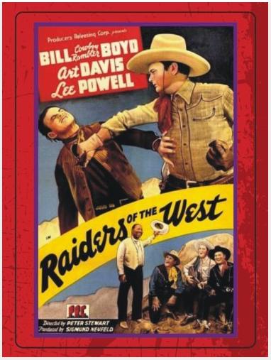 """Bill """"Cowboy Rambler"""" Boyd"""