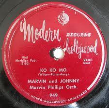 Ko Ko Mo Modern Records