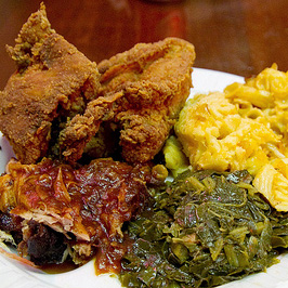 Fellowship and Fried Chicken