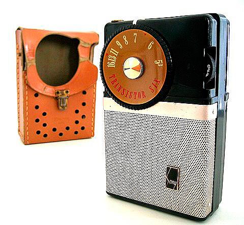 Sony Model 23 Transistor Radio