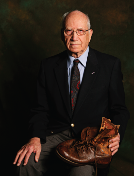 Leonard Riley, Photo by Anne-Marie Shumate