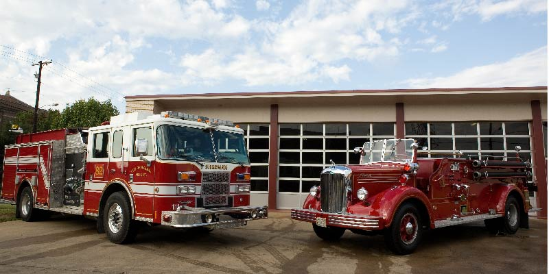 Sherman Fire Dept