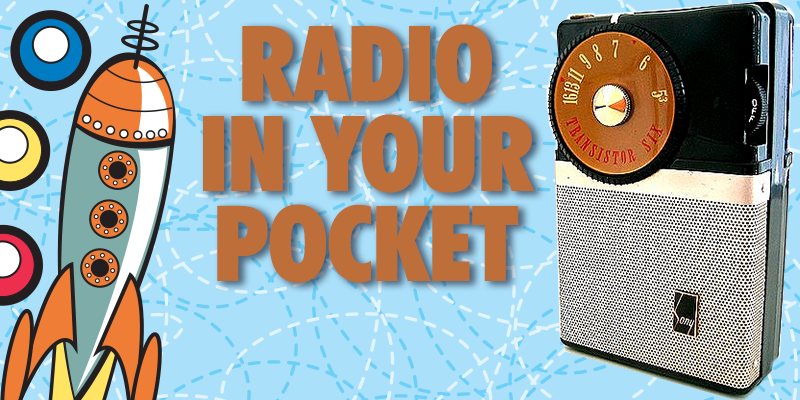 Radio in Your Pocket