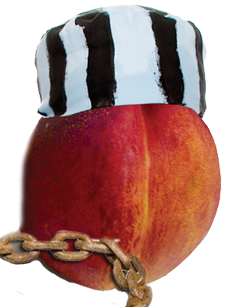 Justice of the Peach?