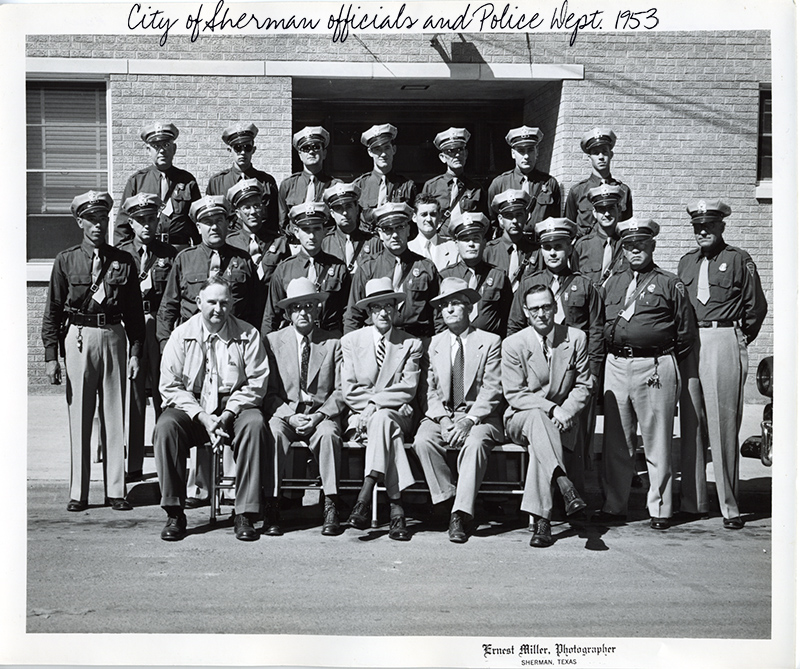 Sherman Police Department