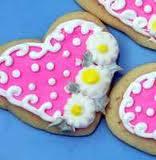 "I ""Heart"" Sugar Cookies"