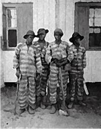 Gegoria chain gang circa 1943